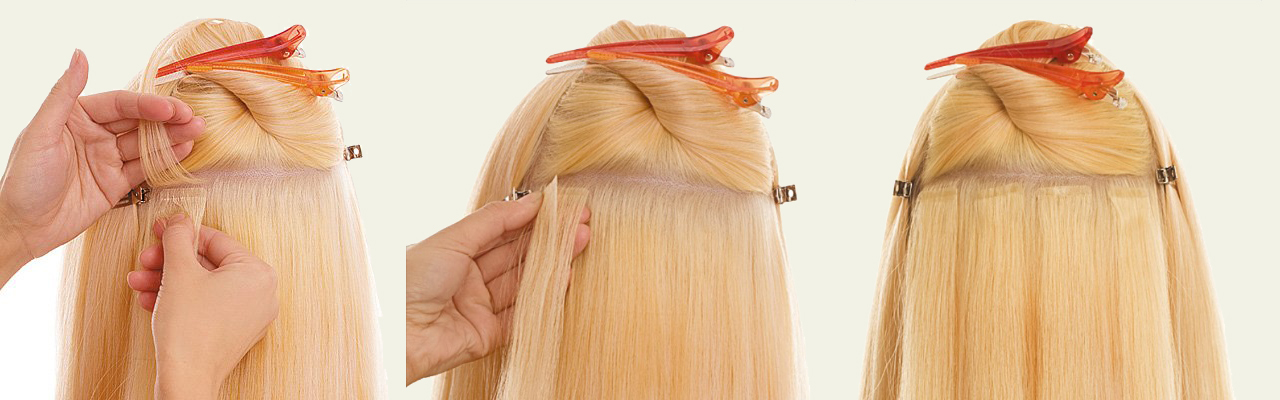 Tape In Hair Extensions Pros And Cons 2012 Remy Indian Hair