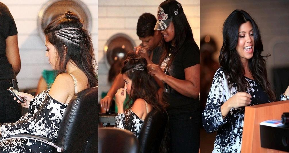 Weaving Kardashian